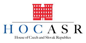 House of Czech and Slovak Republics Logo